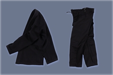 Today on BJJHQ 93 Brand Standard Issue Black Gi - $65
